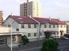 定山渓鉄道・旧豊平駅舎1