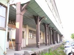 定山渓鉄道・旧豊平駅舎3