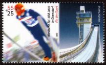 2005年FISノルディックスキー選手権記念切手