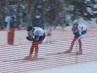 FISW杯ノルディック複合距離競技写真
