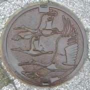 釧路市マンホール6