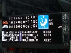 2004年8月28日、北海道日本ハム-オリックス戦スコア