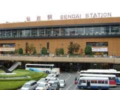 仙台駅写真