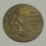 1932年ロサンゼルス五輪金メダル写真