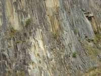 材木岩写真