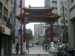 南京町・南楼門