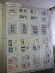「パソコン郵趣部会展'10」作品フレーム