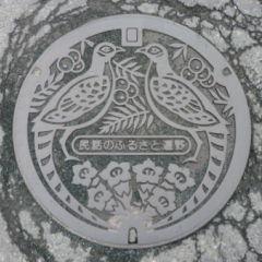 デザインマンホール・遠野市