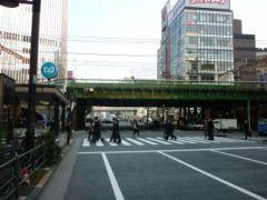 有楽町駅前風景