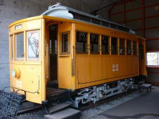 札幌市電22号車