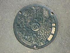 デザインマンホール・さいたま市