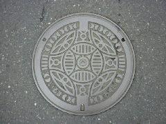 デザインマンホール・入間市