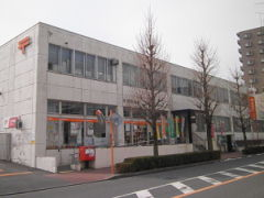 青梅郵便局局舎