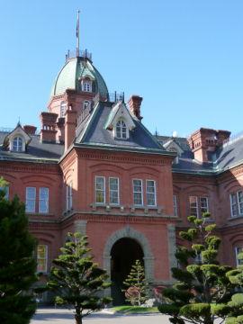 北海道庁旧本庁舎写真