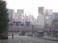 新宿大ガード前